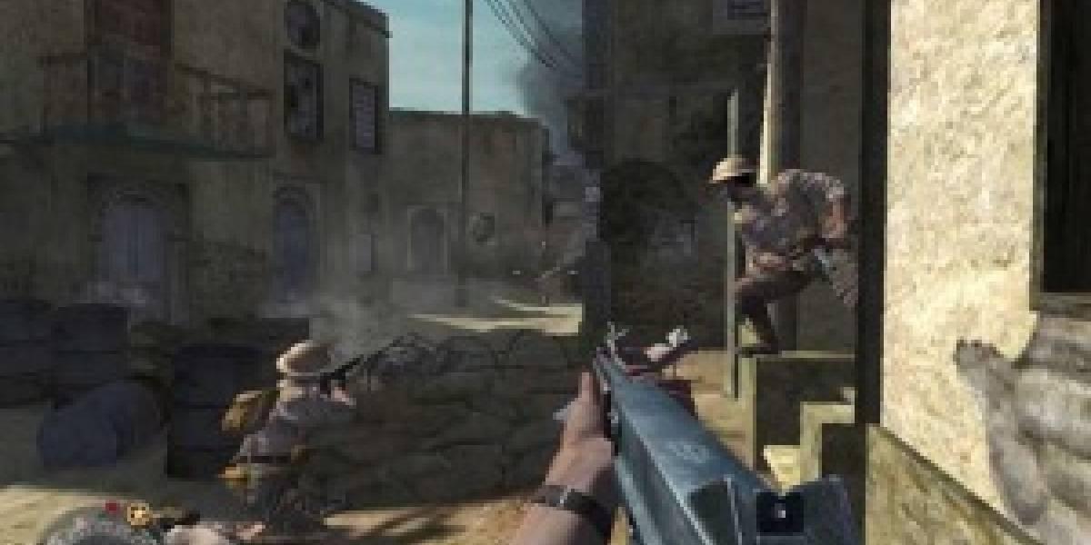 Algunos videojuegos de acción son buenos para tu vista