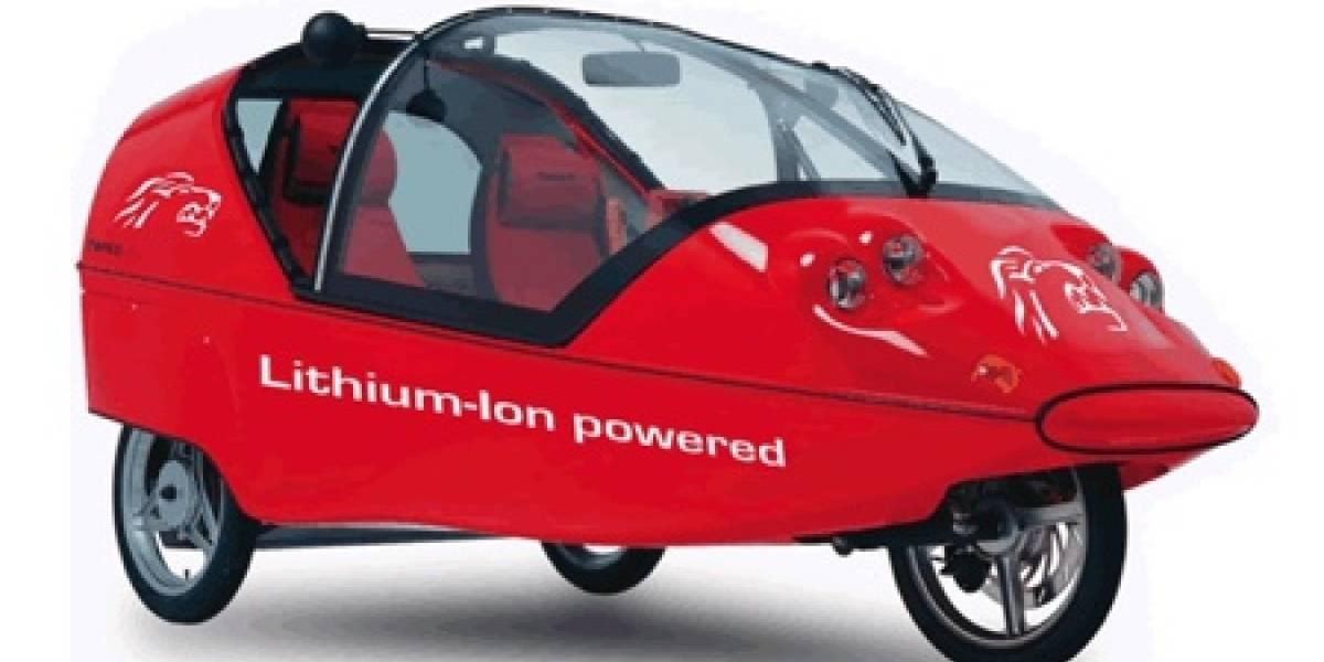 Twike EV: Vehículo eléctrico a pedales