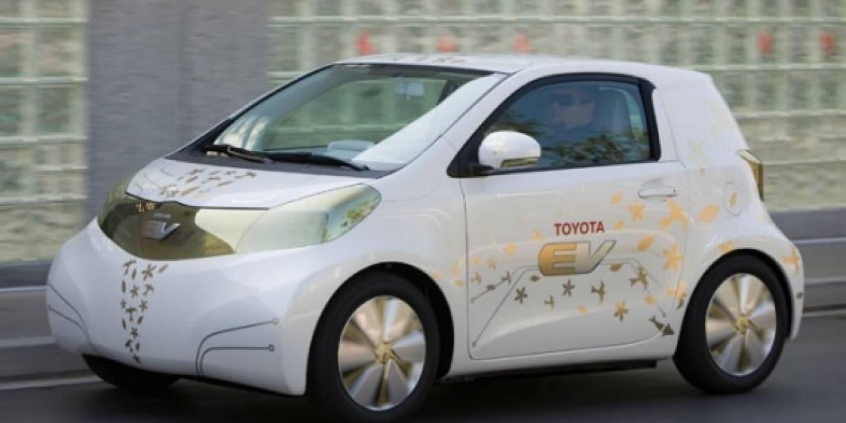El eléctrico Toyota FT-EV podrá viajar 80 kms con una sola carga