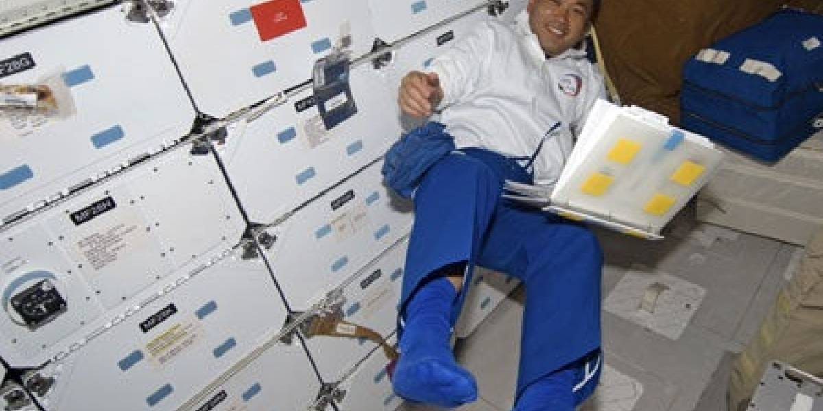 Japoneses crean calzoncillos especiales para astronautas