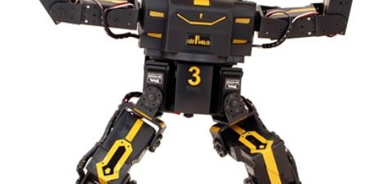Robophilo RTW: Un robot de $500 dólares