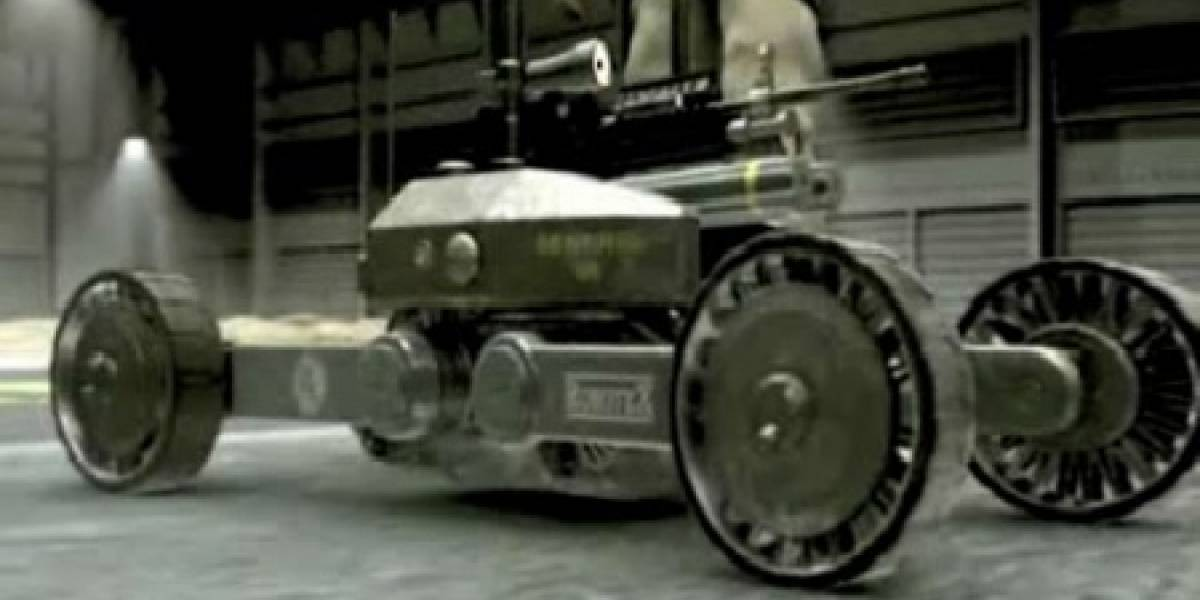 Robotex AH: El robot asesino