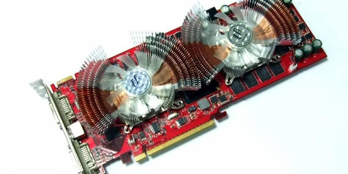 Más info de la Radeon HD 3870X2