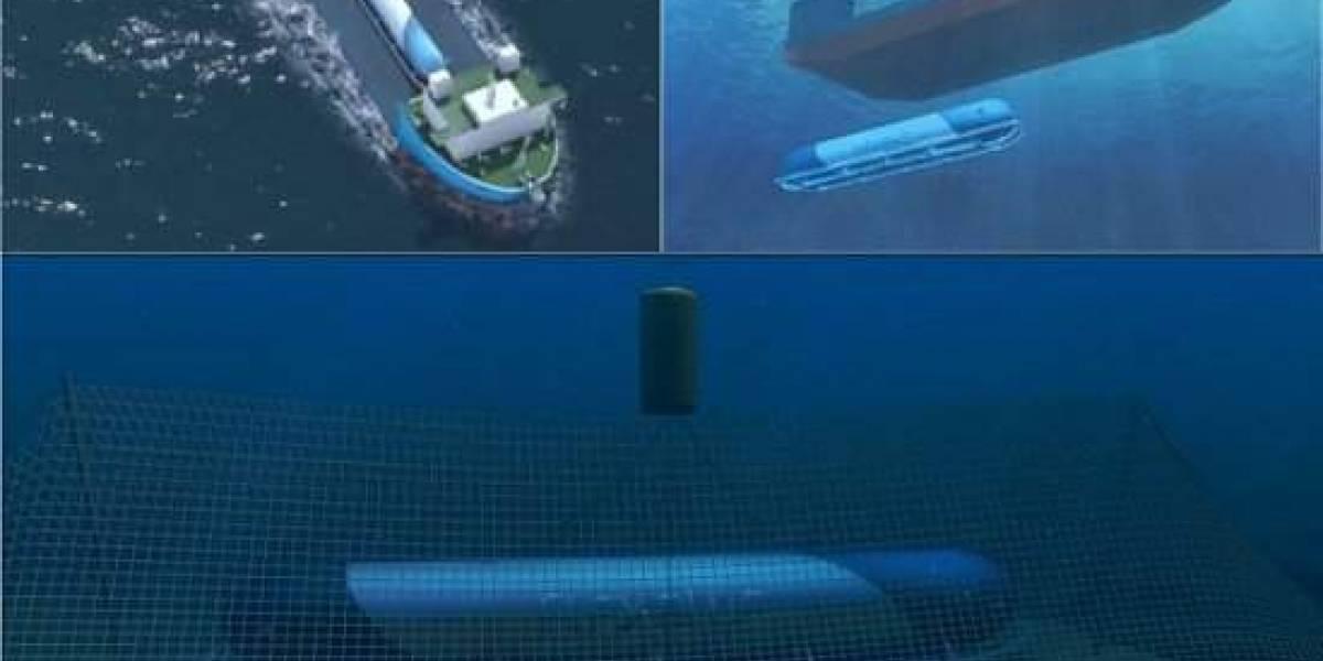 En Francia proponen construir centrales nucleares submarinas