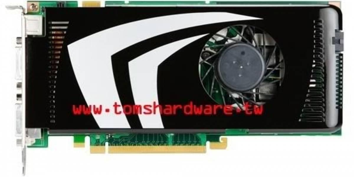 GeForce 9600GT en imágenes
