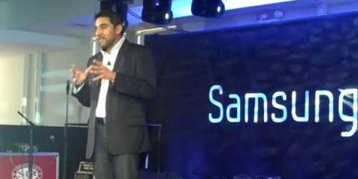Renuncia el CTO de Samsung Mobile