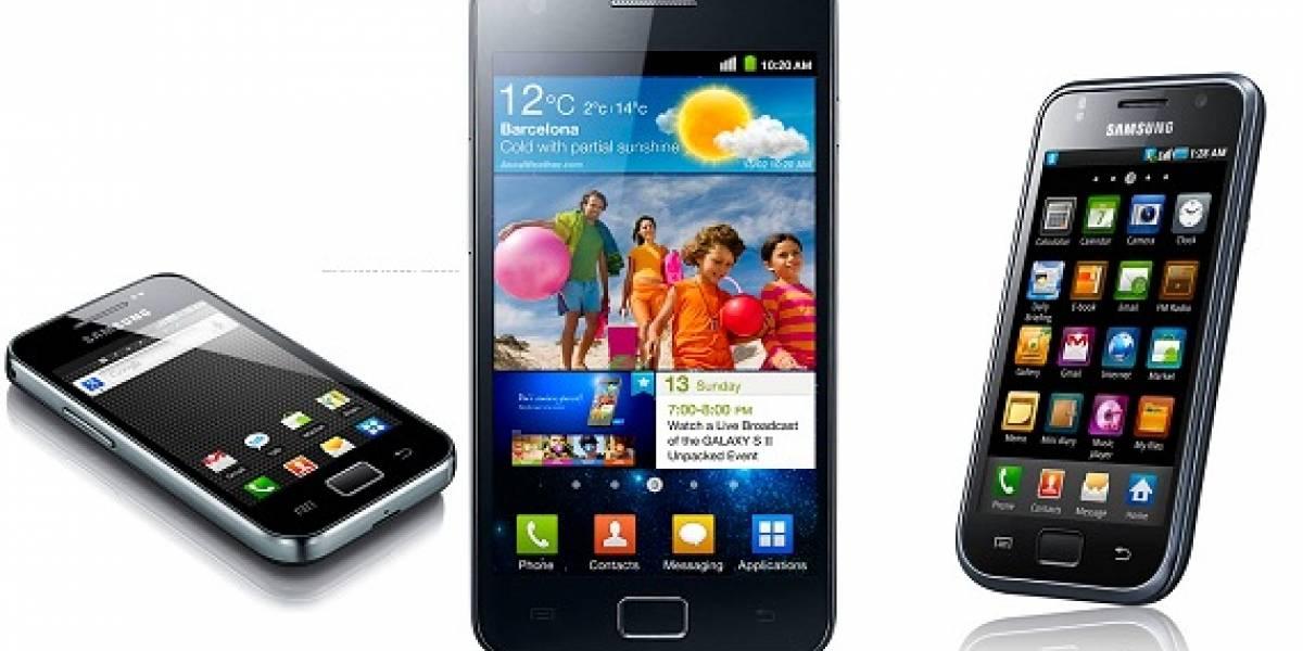 Corte holandesa prohíbe la venta de la línea de smartphones Galaxy de Samsung en 32 países de Europa  [Actualización]