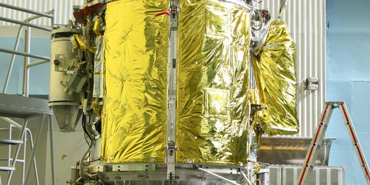Rusia no logra desplegar correctamente un satélite militar