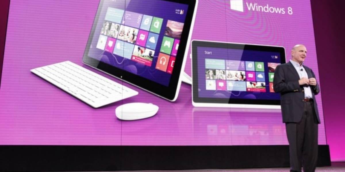 Una encuesta asegura que la mitad de los consumidores no sabe que existe Windows 8