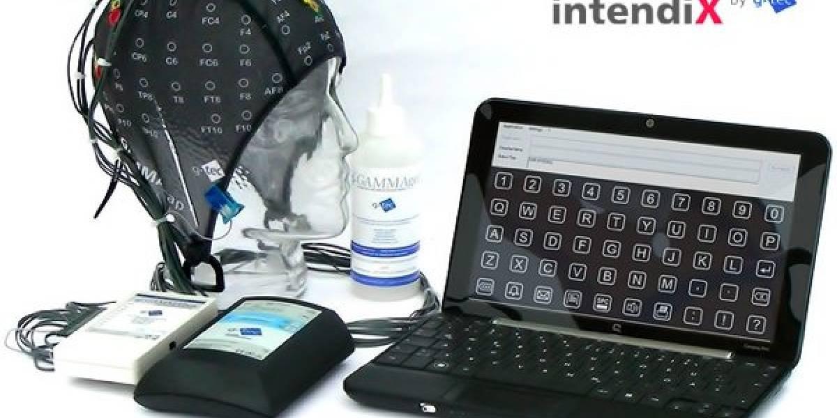 G-Tec presenta intendiX, una interfaz comercial cerebro-computadora con el sistema EEG:10-20