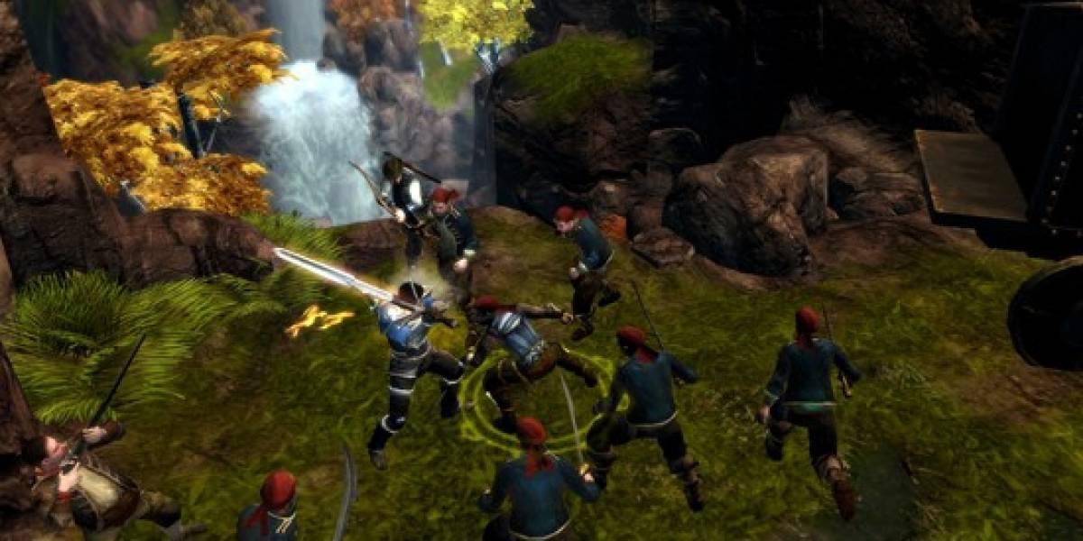 Dungeon Siege III se retrasa hasta mediados de junio