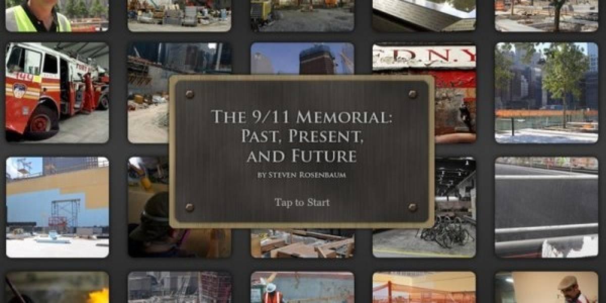 App conmemorativa del 11 Sep (NY) será gratis hasta el 12 del mismo mes
