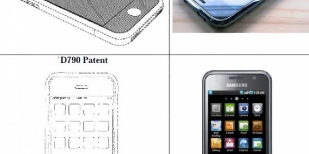 Samsung pide a EEUU que prohiba venta de iPhone y iPad