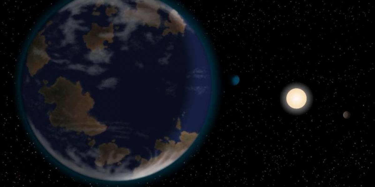 """Encuentran una nueva """"Súper Tierra"""" que podría albergar vida"""