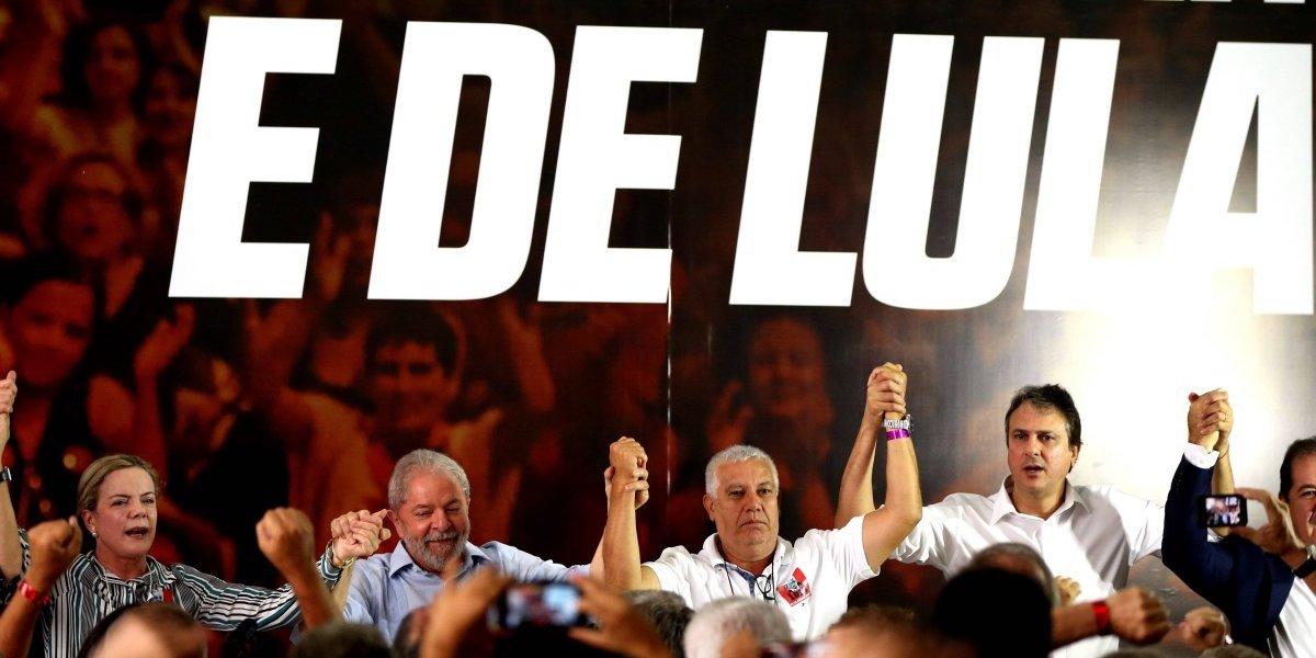 PT oficiliza candidatura de Lula da Silva pese a condena en Brasil