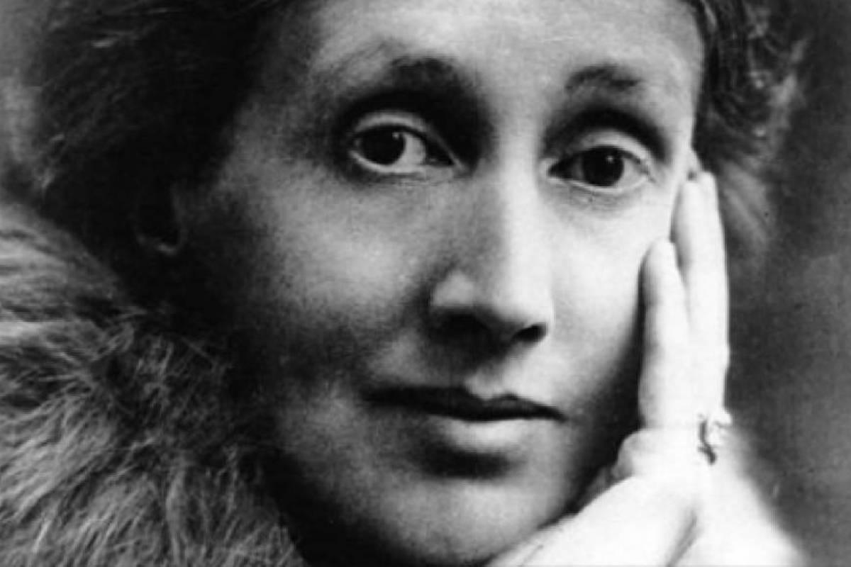 Virginia Woolf protagoniza doodle de Google por sus 136 años