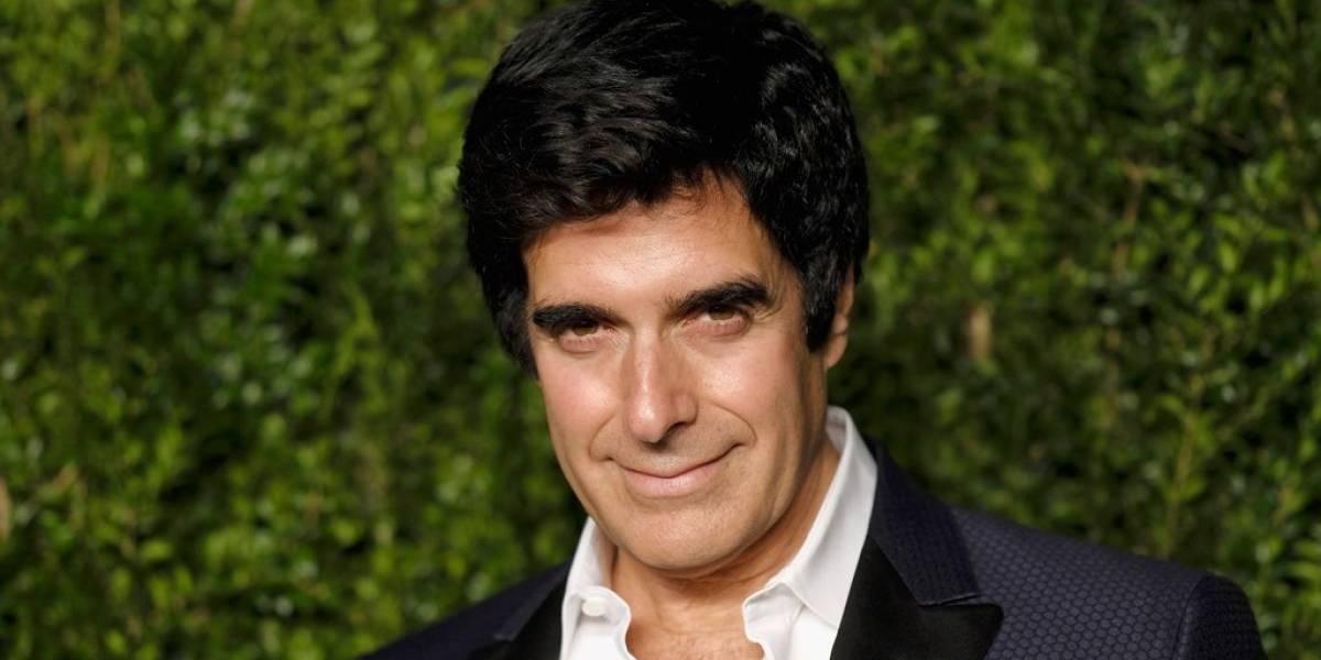 Exmodelo acusa a David Copperfield de abusar de ella