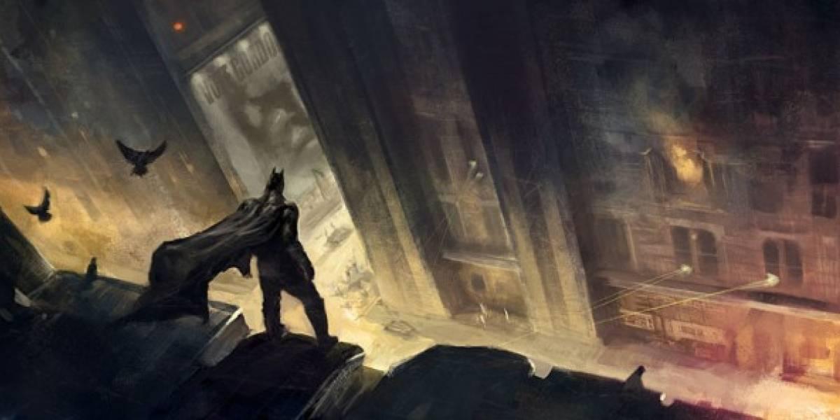 Por fin el esperado trailer de Batman: Arkham City [VGA 2010]