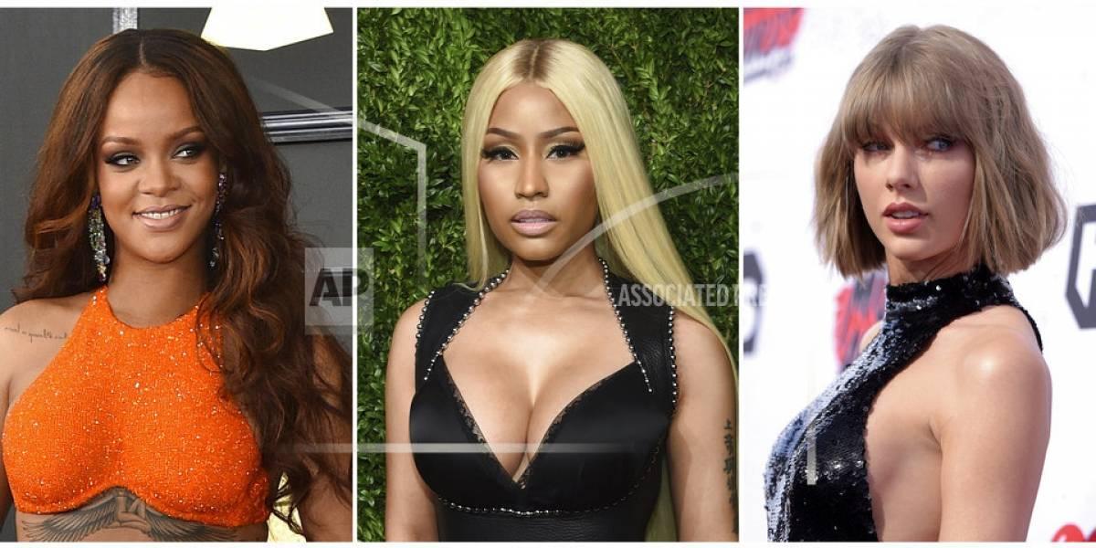 Estudio: Escasas mujeres en el Top 100 de música pop
