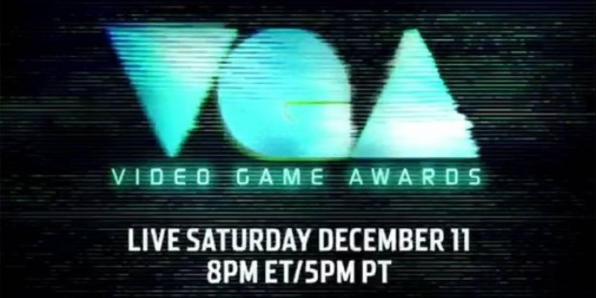 Los nominados para los Video Game Awards son...