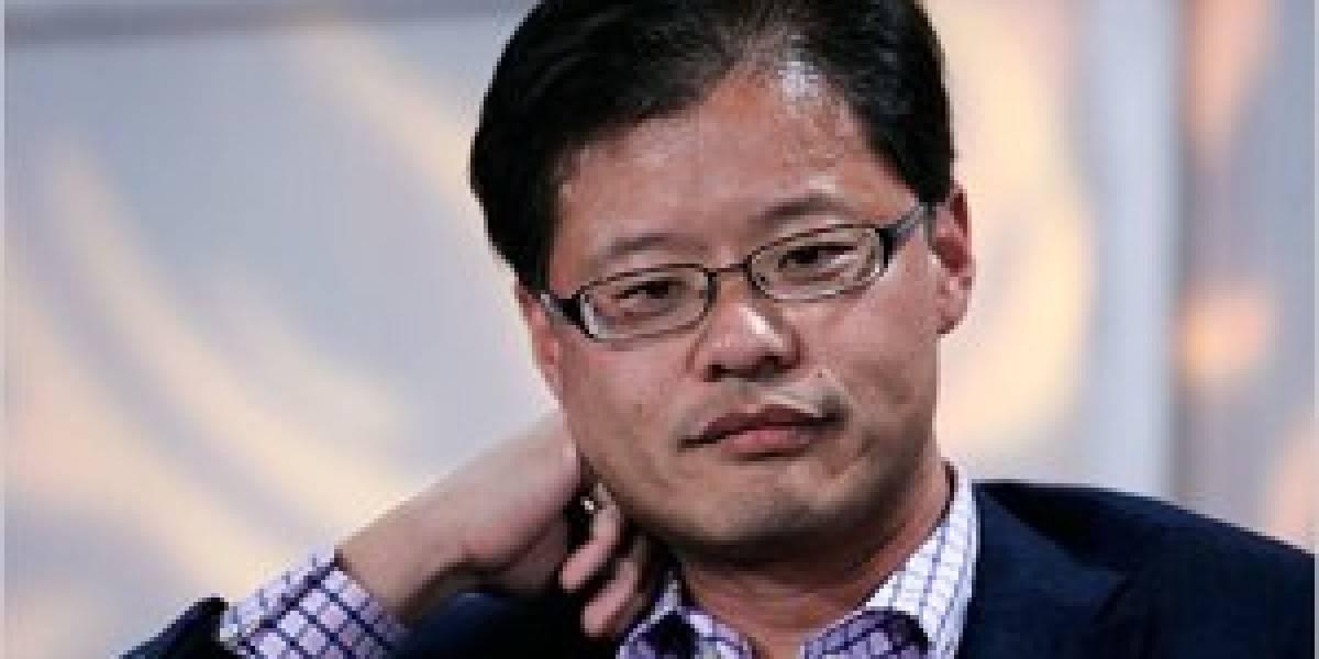 Yang deja su cargo en Yahoo! con pérdidas millonarias