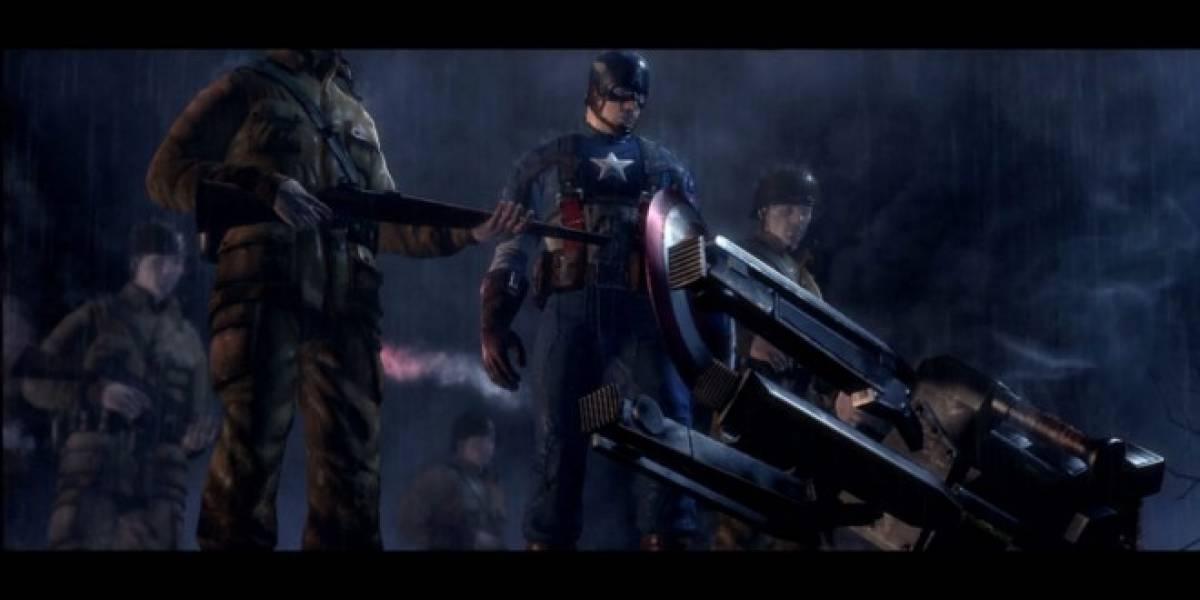 Captain America: Super Soldier a la venta el 19 de Julio, hay nuevo tráiler