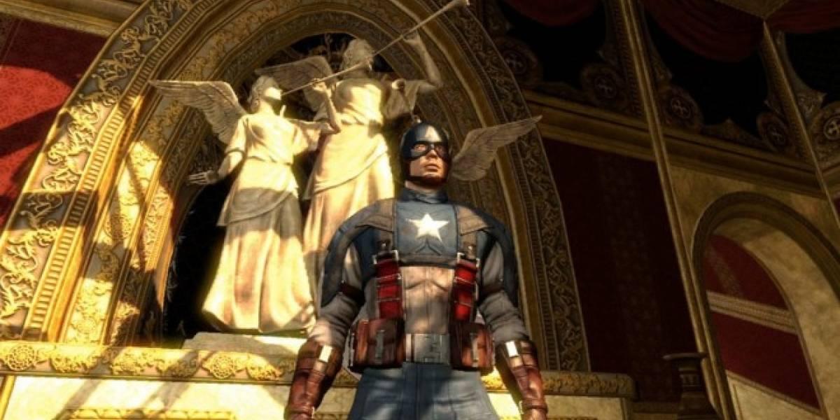 Sega anuncia capacidades 3D para los juegos de Thor y Capitán América