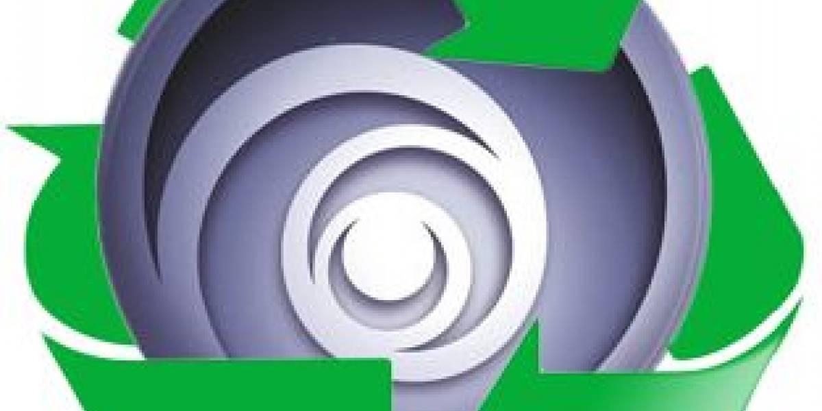 """Ubisoft eliminará los manuales impresos y hará embalajes más """"verdes"""""""