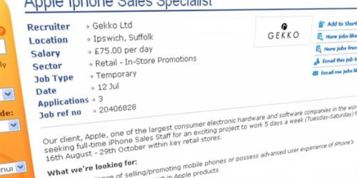 iPhone 5 podría ser lanzado el 16 de agosto