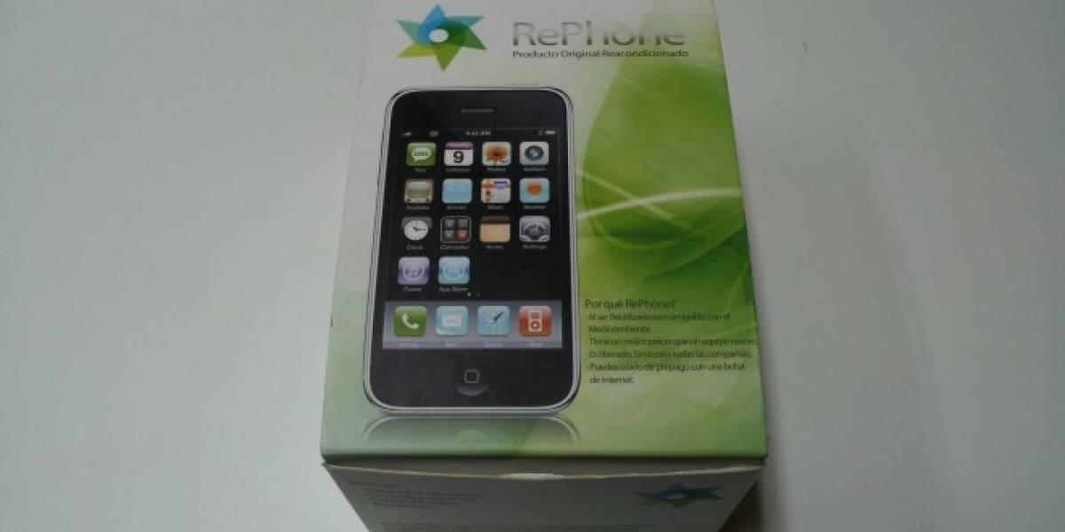 Chile: RePhone pone a la venta iPhone reacondicionados, liberados y con jailbreak