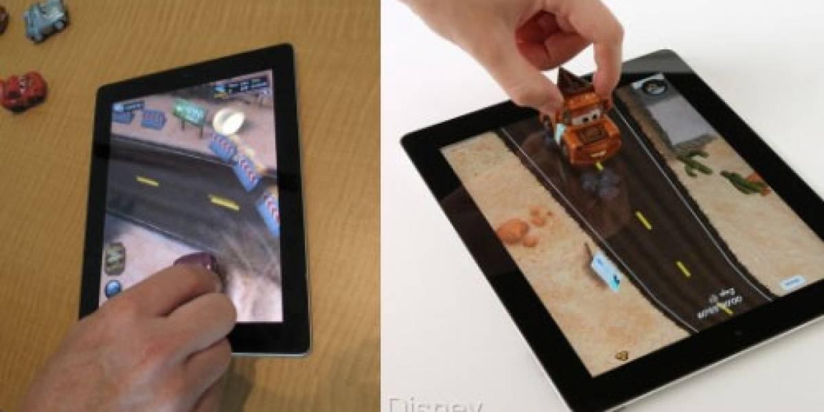 Disney lanza una aplicación con juegos que convertirán tu iPad en un tablero de juegos