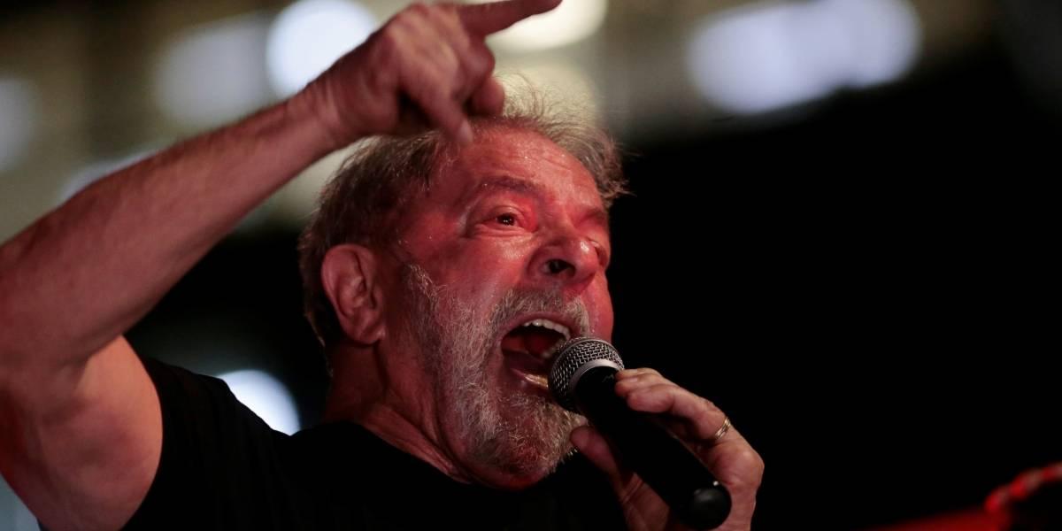Um dia após condenação, PT lança pré-candidatura de Lula à Presidência