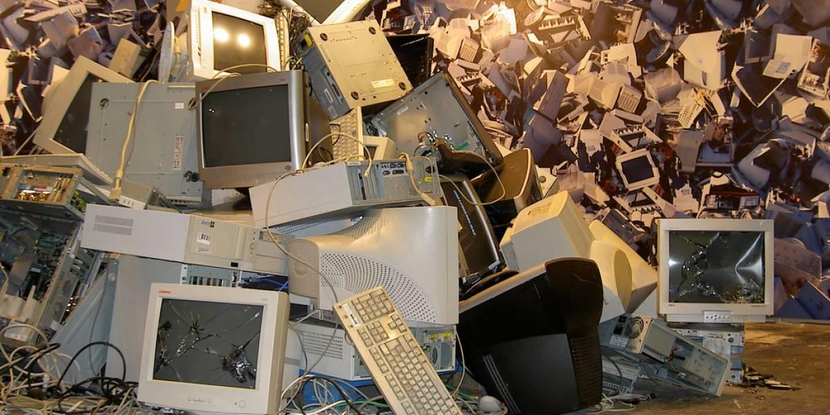 Día de la Tierra: El reciclaje como alternativa para disminuir la basura electrónica