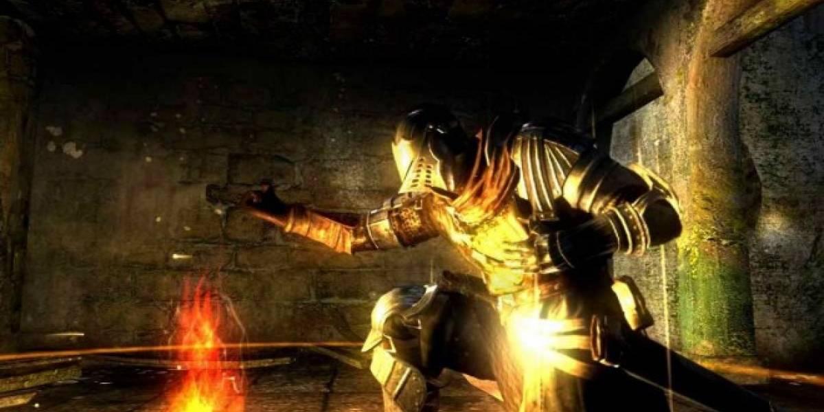 Dark Souls durará 60 horas, y no tendrá DLC