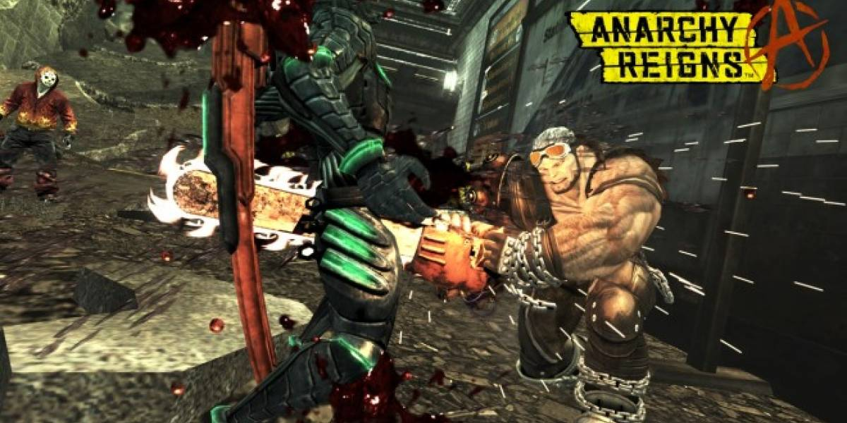 Los personajes de Anarchy Reigns, en video