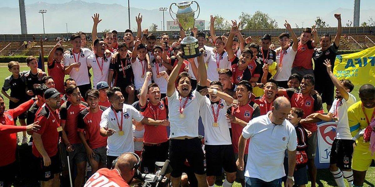 La Sub 20 de Colo Colo conoció sus rivales para la Copa Libertadores