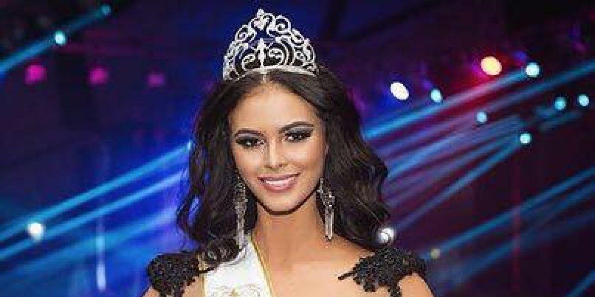México gana su primera corona en Miss Intercontinental