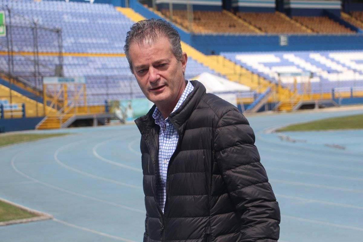 Pedro Portilla confirmó sobre la petición de la suspensión del panameño.