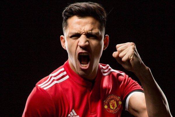 Alexis Sánchez podría debutar este viernes / imagen: Facebook Manchester United