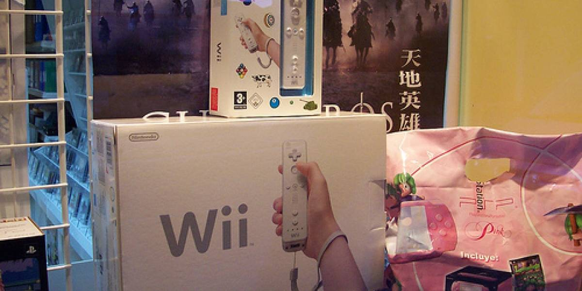 Wii se agota en Europa sin cubrir todas las reservas