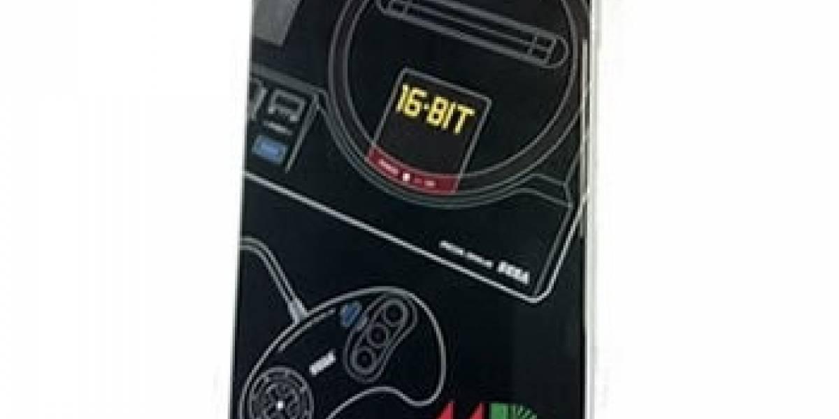 Carcasas tipo consolas de Sega para iPhone
