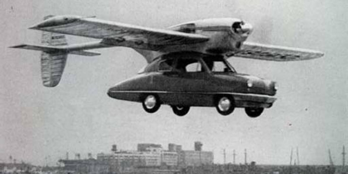 Transformer TX: Vehículo volador de DARPA