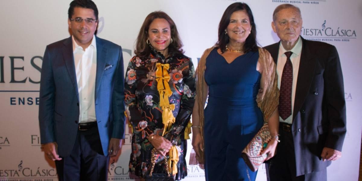 #TeVimosEn: Fundación Fiesta Clásica celebra primer aniversario
