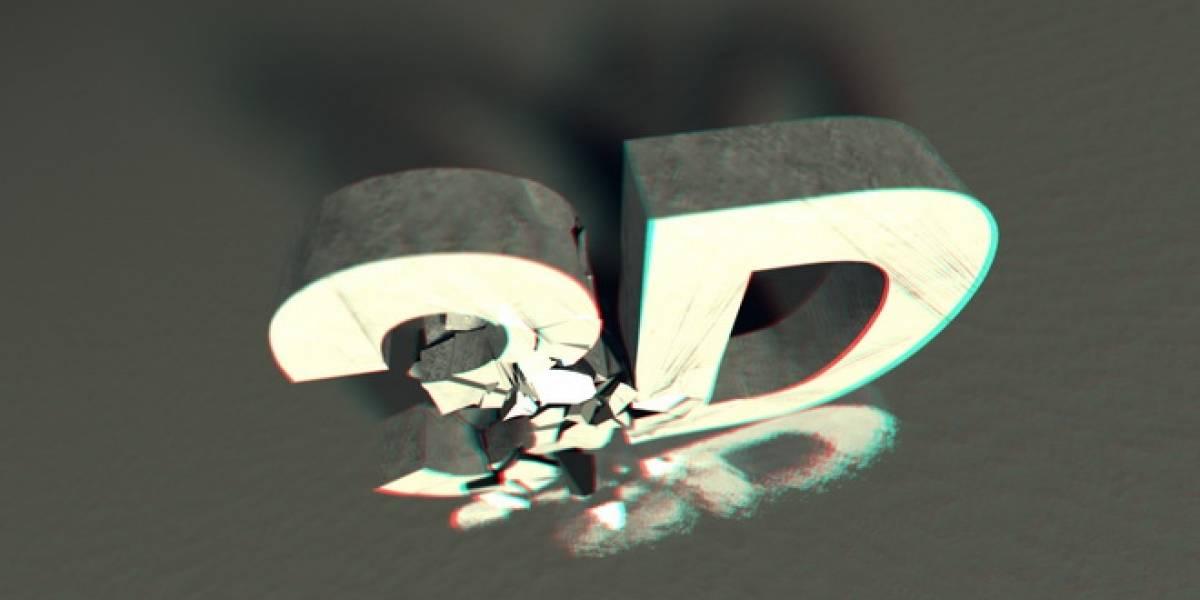 Video en 3D, una tecnología moribunda