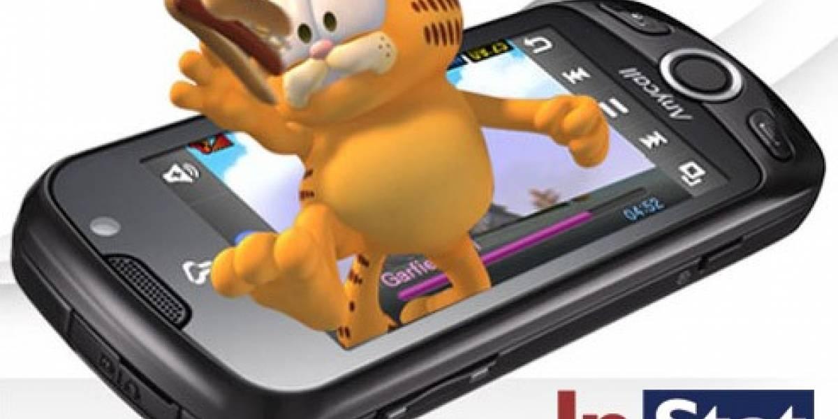 Según In-Stat, la demanda de sensores de imagenes para 3D crecerá 130% para el 2015