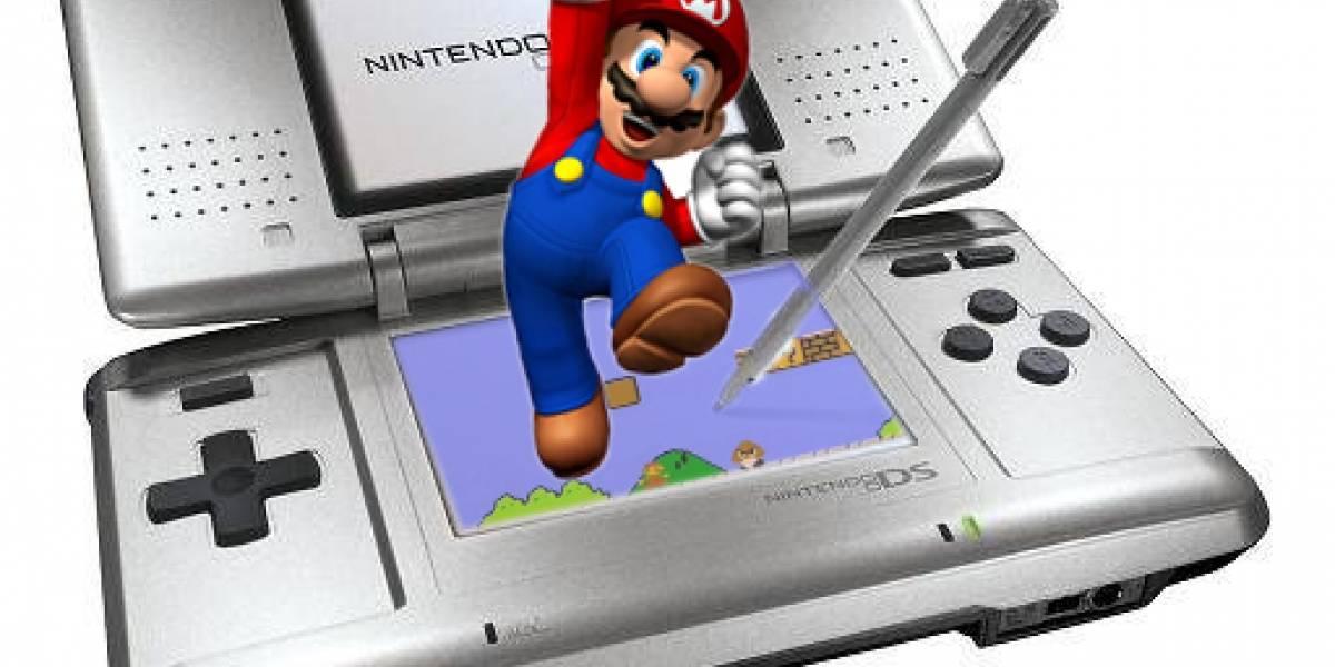 La próxima Nintendo DS tendrá pantalla 3D que no necesita lentes