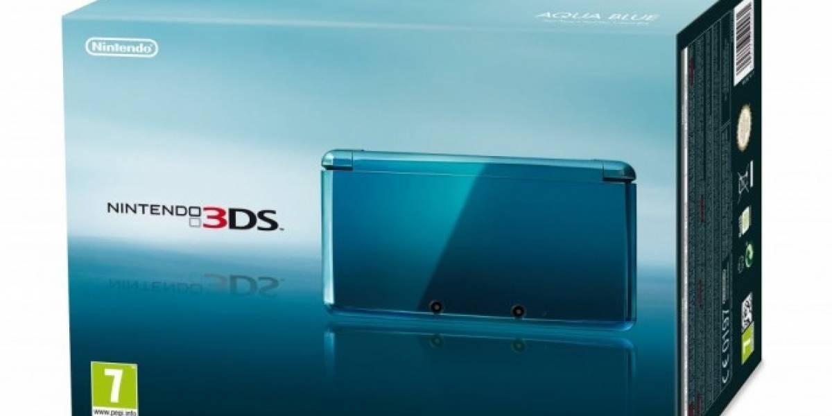 Nintendo 3DS es lanzada oficialmente en España