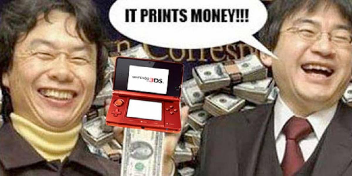 Nintendo anticipa buenas ventas de la 3DS
