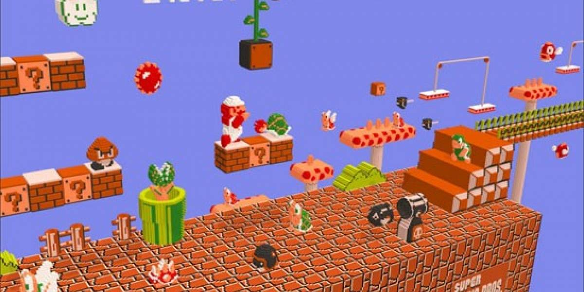 Miyamoto confirma que trabaja en Super Mario Bros para 3DS