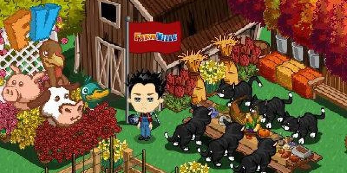 Creadores de Farmville firman acuerdo estratégico con Yahoo! para distribución de sus juegos